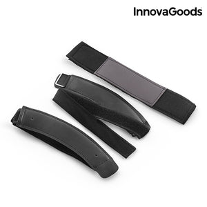 InnovaGoods Magnetic Wristband and Knee Pads (3 Pieces)