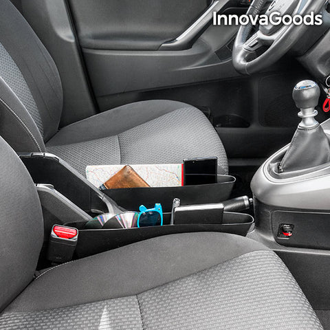 Image of InnovaGoods Car Organiser (pack of 2)-Universal Store London™
