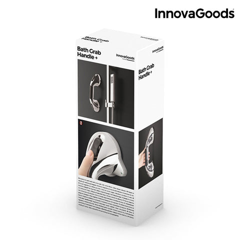 Image of InnovaGoods Safety Handle for Bathrooms-Universal Store London™