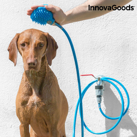 Image of InnovaGoods Pet Hose Scrubber-Universal Store London™