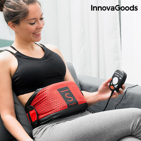 Image of InnovaGoods Sauna Effect Vibrating Belt S-Universal Store London™