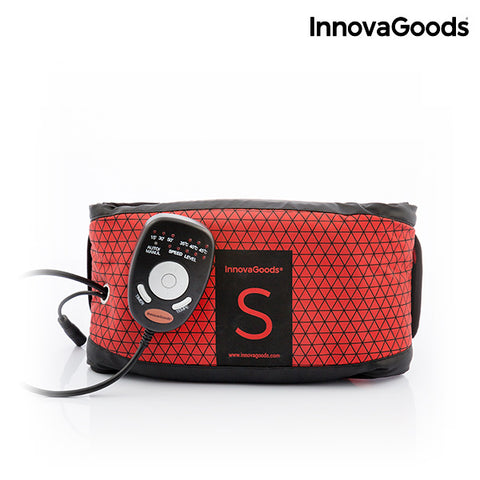 InnovaGoods Sauna Effect Vibrating Belt S-Universal Store London™