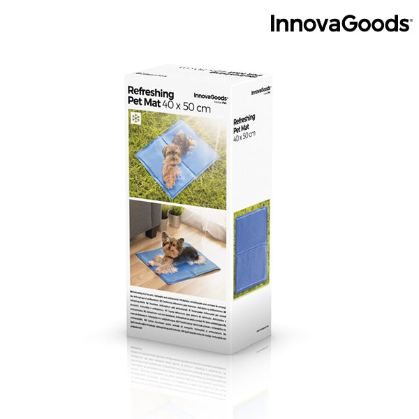 InnovaGoods Refreshing Pet Mat (40 x 50 cm)-Universal Store London™
