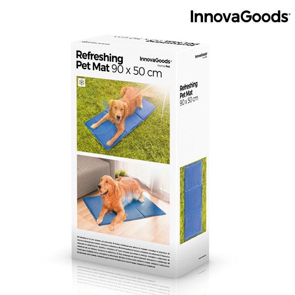 InnovaGoods Refreshing Pet Mat (90 x 50 cm)-Universal Store London™