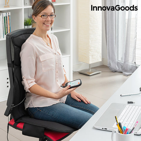 Image of InnovaGoods Shiatsu Massage Seat Mat-Universal Store London™