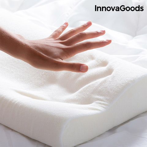 InnovaGoods Memory Foam Pillow-Universal Store London™