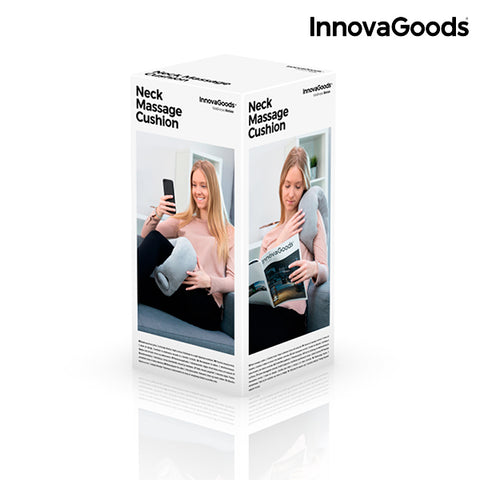 Image of InnovaGoods Neck Massage Cushion-Universal Store London™