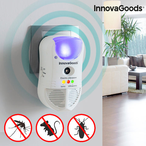 Image of InnovaGoods 5 in1 Pest Repeller-Universal Store London™