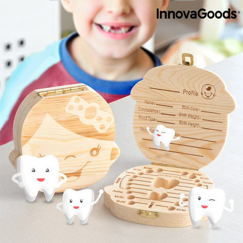 InnovaGoods Tooth Box-Universal Store London™