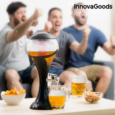 Image of InnovaGoods World Cup LED Beer Dispenser-Universal Store London™