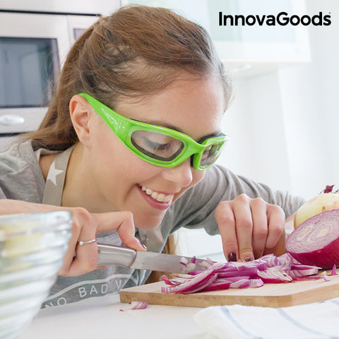 Image of InnovaGoods No-Tears Onion Goggles-Universal Store London™