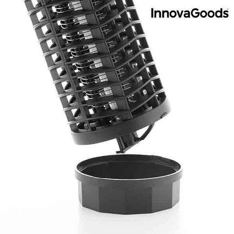 InnovaGoods Anti-Mosquito Lamp KL-1800 6W Black-Universal Store London™