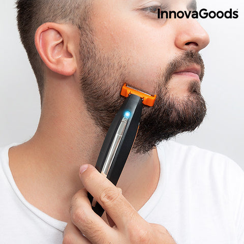 InnovaGoods 3-in-1 Rechargeable Razor-Universal Store London™