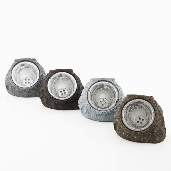 Artificial Solar Stone (4 LEDs)-Universal Store London™