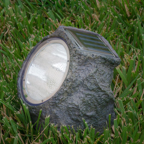 Image of Artificial Solar Stone (4 LEDs)-Universal Store London™
