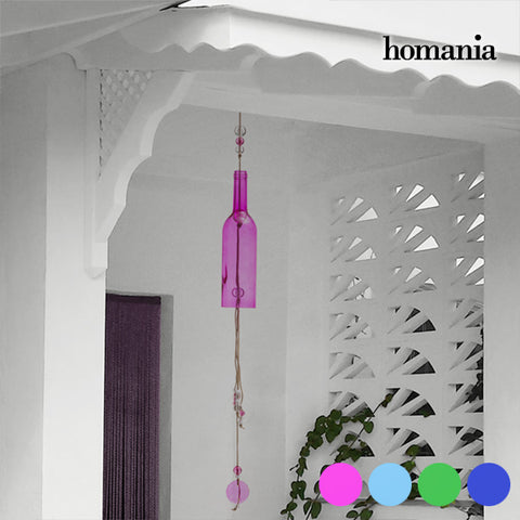 Homania Crystal Bottle Wind Chime-Universal Store London™