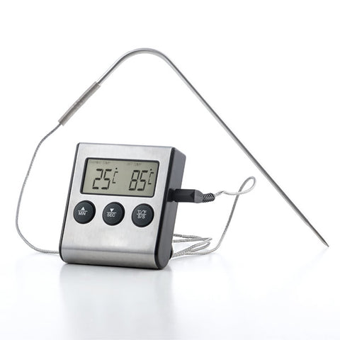 Image of BBQ Classics Digital Meat Thermometre-Universal Store London™