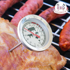 BBQ Classics Meat Thermometer-Universal Store London™
