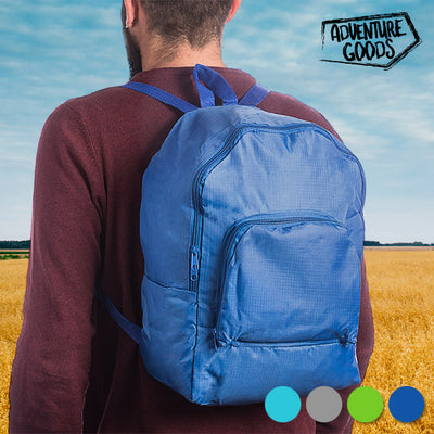 Adventure Goods Foldable Backpack-Universal Store London™