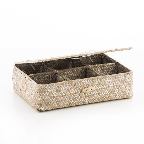Oh My Home Rattan Organiser Box-Universal Store London™