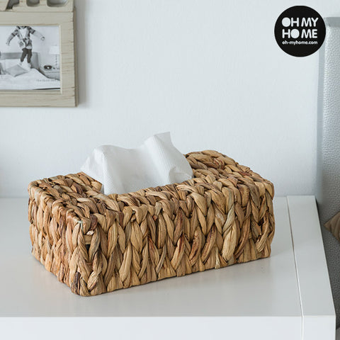 Image of Oh My Home Corn Sheaf Tissue Box-Universal Store London™