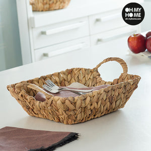 Oh My Home Square Corn Sheaf Basket-Universal Store London™