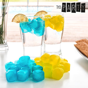 Tube Th3 Party Reusable Ice Cubes (Pack of 18)-Universal Store London™