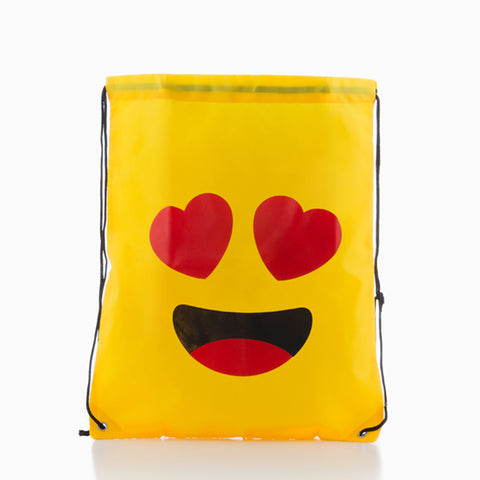 Emojis Drawstring Bag Backpack-Universal Store London™