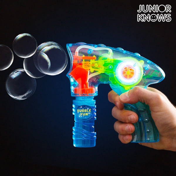 Junior Knows Soap Bubble Gun with Light-Universal Store London™