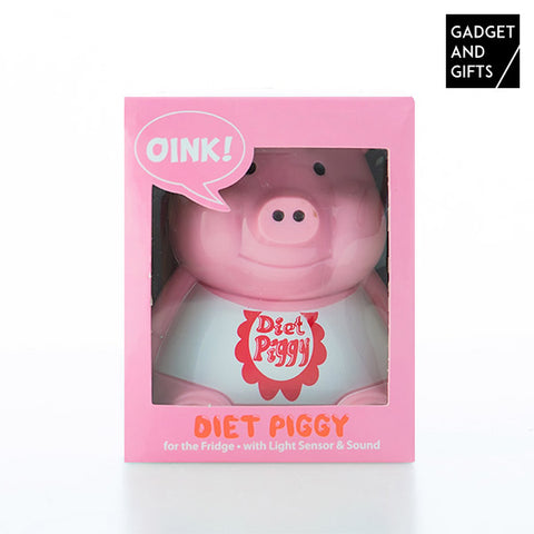 Image of Diet Gadget and Gifts Piglet with Sound for Fridges-Universal Store London™