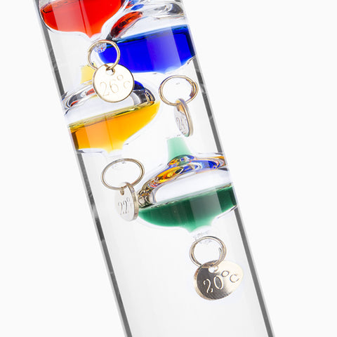 Gadget and Gifts Galileo Thermometer-Universal Store London™