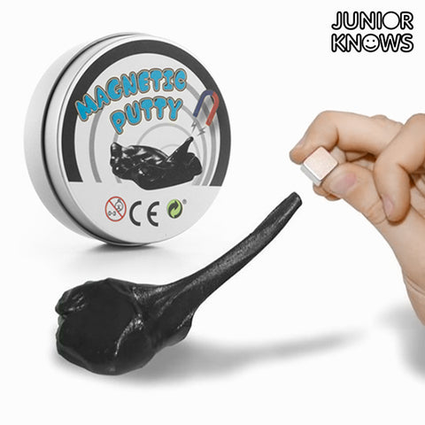 Image of Junior Knows Magnetic Plasticine-Universal Store London™