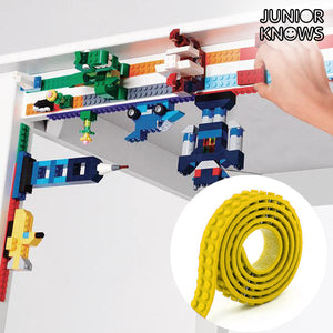 Magic Junior Knows Yellow Adhesive Building Tape-Universal Store London™