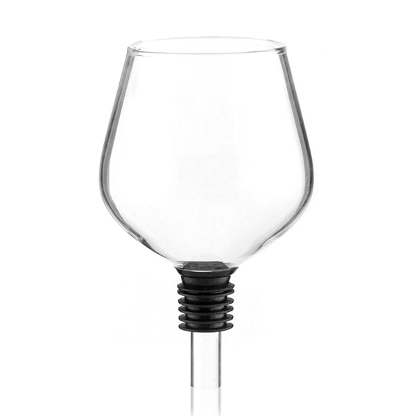 Gadget and Gifts Wine Bottle Stopper Glass-Universal Store London™