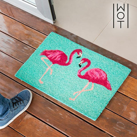 Image of Wagon Trend Flamenco Doormat-Universal Store London™