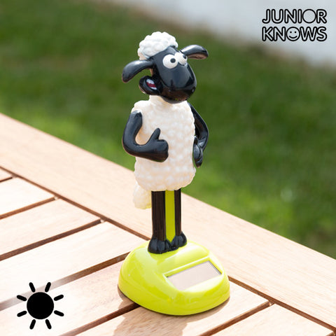 Junior Knows Solar Powered Moving Shaun the Sheep-Universal Store London™