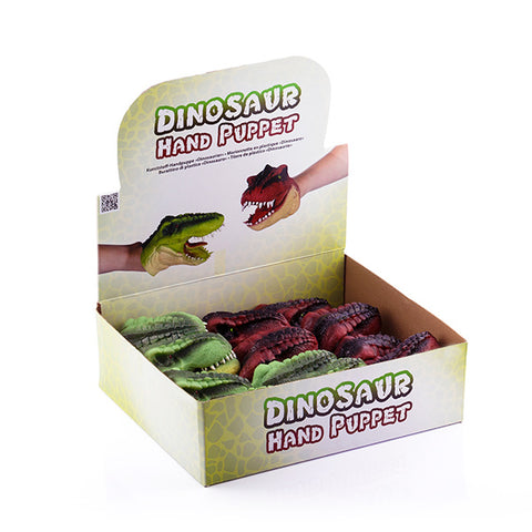 Image of Junior Knows Dinosaur Hand Puppet-Universal Store London™