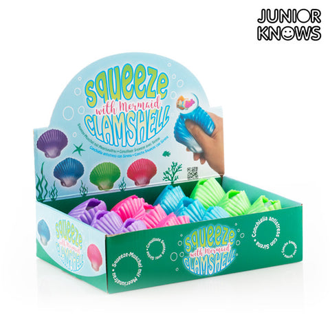 Junior Knows Surprise Seashell with Little Mermaid-Universal Store London™
