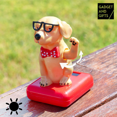 Gadget and Gifts Solar Powered Moving Dog-Universal Store London™