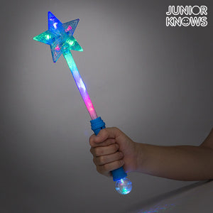 Junior Knows LED Magic Fairy Wand-Universal Store London™