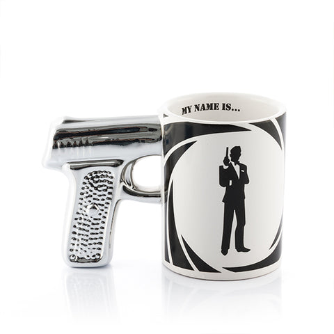 Secret Agent Pistol Mug-Universal Store London™