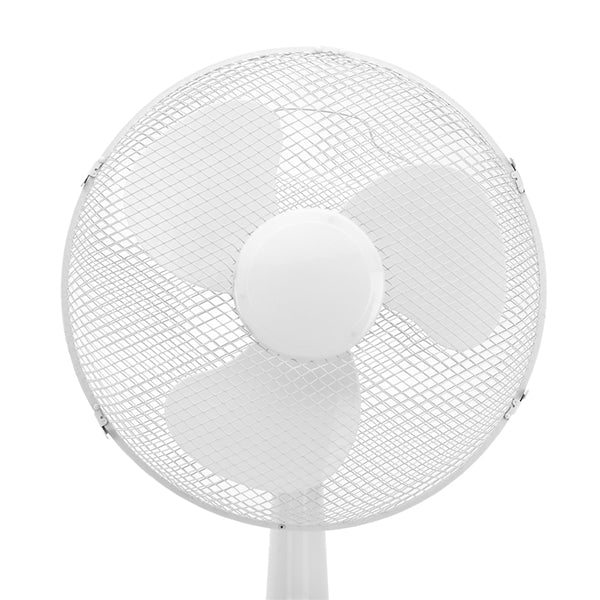Tristar VE5978 50W White Desk Fan-Universal Store London™