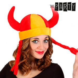 Th3 Party Spanish Flag Viking Hat-Universal Store London™