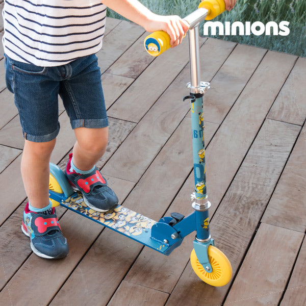 Minions Scooter (2 wheels)-Universal Store London™