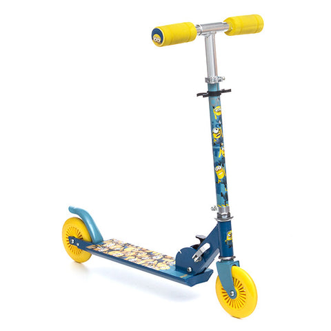 Image of Minions Scooter (2 wheels)-Universal Store London™