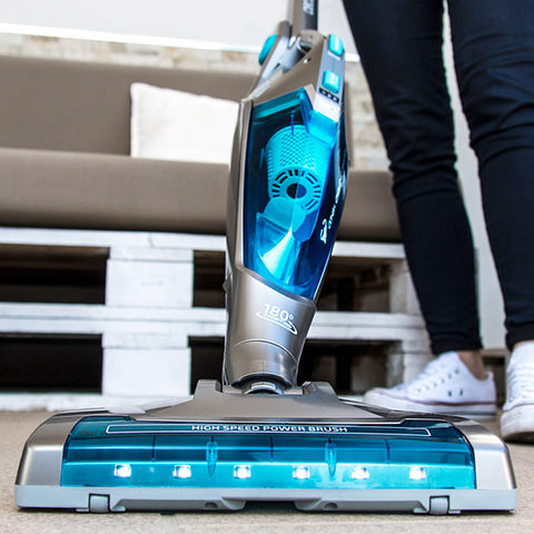Image of Cecotec 5044 Ergo Power 2400W Bag-Free Cyclone Vacuum Cleaner-Universal Store London™