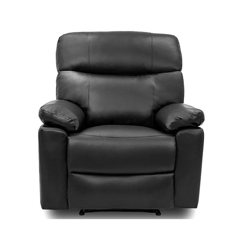 Black Massaging Easy Chair Cecorelax 6115-Universal Store London™