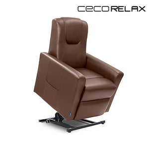 Cecorelax 6155 Brown Lifter Massage Armchair-Universal Store London™