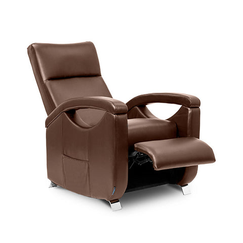 Cecotec 6027 Brown Push Back Relax Massage Chair-Universal Store London™