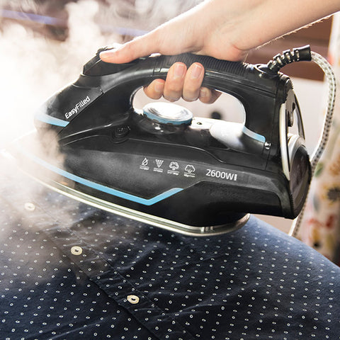 Image of Cecoclean Titanium 420 5038 0,28 L 180 G/MIN 2600W Steam Iron-Universal Store London™